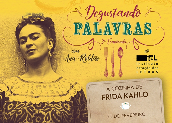 flyer Degustando Frida